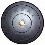 Anilhas de CrossFit Preto
